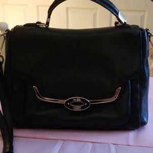 Coach purse  Authentic black